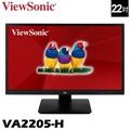 優派 ViewSonic VA2205-H 22吋 螢幕 VA面板 廣視角 窄邊框 VGA HDMI 可壁掛 三年保固