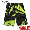 YOYO ฤดูร้อนกางเกงขาสั้นผู้ชายกางเกงชายหาดกางเกงว่ายน้ำ Quick - Drying ชายหาดกางเกงขายาวเซิร์ฟโต้คลื่นกางเกงชายหาดแฟชั่นกางเกงว่ายน้ำ