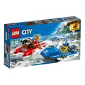 【周周GO】 LEGO 60176 City Police Wild River Escape
