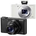 SONY DSC-WX800 高倍變焦翻轉螢幕相機(公司貨).-送【SR-64UY3A】64 GB Micro SD 記憶卡~2019/04/28止+專用電池BX1+保護貼+蔡司拭鏡紙*1入+讀卡機