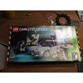 LEGO 21108 GHOSTBUSTERS + 訂製 LOGO 手臂