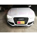 Audi 奧迪 13 14 15年 A5 RS5 碳纖前下巴 碳纖維 前下巴 空力套件