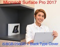 New Microsoft Surface Pro_i5-8GB-256GB_Black Type Cover