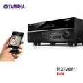 YAMAHA 7.2聲道網路影音環繞擴大機(RX-V681)