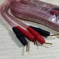 真品難尋 Monster Cable正品 美國怪獸 喇叭線 MX5021 Edifier C3 針插 夾線 升級發燒線