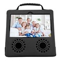 FastSnail Carrying Case for Amazon Echo Show, Protection Case Cover for Amazon Echo Show Black - intl