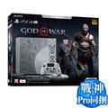 【SONY 索尼】PS4 Pro主機1TB 戰神 God of War(同捆組)