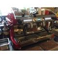 DFC 義大利進口營業用雙孔咖啡機+電動磨豆機 二手(8成新)