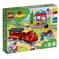 《二姆弟》全新現貨 樂高 Lego Duplo 系列 10874 蒸氣電動火車