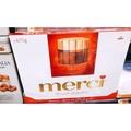 預購~香港MERCI-8種口味巧克力(675g)
