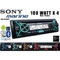 -【SONY】 MEX-M100BT CD/MP3/WMA/USB/AUX/IPHONE/Android /藍芽主機