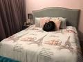 Akemi king size sateen cotton bedsheet