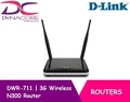[D-Link] DWR-711 3G Wireless N300 Router