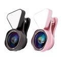 [送馬卡龍盒]LIEQI LQ-035P 補光廣角鏡 手機鏡頭 廣角鏡頭 微距鏡頭 補光燈 自拍神器
