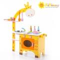 kikimmy 經典動物木製廚房玩具-長頸鹿 蝦皮24h