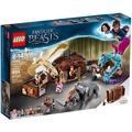 樂高積木 LEGO《 LT75952 》2018年 Harry Potter 哈利波特系列 - 怪獸與牠們的產地 紐特的魔法生物手提箱