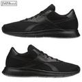 รองเท้าผู้ชาย REEBOK (รีบอค) AQ9622 ,REEBOK ROYAL EC RIDE รองเท้ากีฬาผ้าใบ   /สีดำ