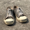 Converse Jack purcell made in usa 80s