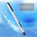 N-trig Stylus Pen for Microsoft Surface 3 Pro 3 Surface Pro 4 Pro 5 Surface Book Silver