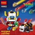 【積木班長】得高 18002百獸王 聖戰士 VOLTRON 傳奇護衛 百獸戰隊  / 相容 樂高 LEGO 積木