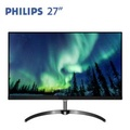 PHILIPS飛利浦 276E8VJSB 27吋4K IPS液晶顯示器(4K/IPS/10 bit/HDMI2.0*2/DP/三年保固)