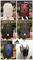 Adidas Originals 3D Mini Backpack & Shoulder Bag หนึ่งในคอลเลคชั่นสไตล์สปอร์ตดีไซน์สุดฮิตจาก ISSEY MIYAKE ใช้ได้ทั้งชายหญิง