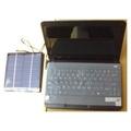 火爆實惠太陽能筆記本電腦充電器/太陽能筆記本充電器/12V電瓶充