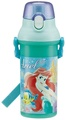 日本進口 2019年新款 迪士尼 小美人魚愛麗兒 一鍵直飲水瓶 水壺 480ml 日本製 朵加日貨