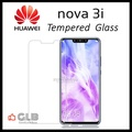 1x Huawei Nova 3i Non Full Cover Tempered Glass Screen Protector Clear