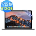 【Apple】MacBook Pro 15.4吋  i7 2.7GHz/RP455/512G (MLW82TA/A)