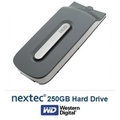 New - Xbox 360 FAT (250 GB) Hard Disk Drive HDD for Microsoft Xbox 360 Console (FAT Console Only/ Not Slim) - intl