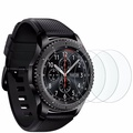 3 x Samsung Gear S3 Tempered Glass Screen Protectors