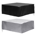 180x150x80cm 210D Polyester Anti-Dust Sofa Piano Barbecue Stove Furniture Waterproof Cover
