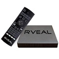Rveal 2 Streaming Media Player and Backlit Air Mouse Keyboard Remote [2018 Model, Android TV Box, Automated Updates, S912 Octa-Core CPU, H.265 4K HD] - intl