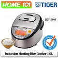 Tiger Induction Heating Rice Cooker 1.0L JKT-S10S