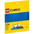 玩具e哥 樂高LEGO CLASSIC 藍色底板 10714