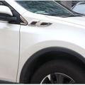 豐田RAV4專用側標裝飾貼刀鋒貼標保護貼帶字母2013-2017