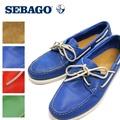 "sebago SEBAGO甲板鞋""Docksiders""皮革鞋船塢旁邊 Earth Market"