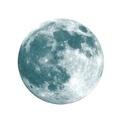 30 เซนติเมตรส่องสว่างสติกเกอร์ตกแต่งห้องเด็กส่องสว่างดวงจันทร์ผนังโลก - นานาชาติ