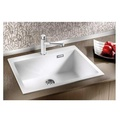 [Bundle] Blanco Pleon 8 Kitchen Sink (White) + Blanco Mida Sink Mixer (Anthracite)