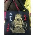 【央央雜貨舖】白沙屯媽祖 側背包(銅線刺繡)