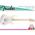 【小麥老師 樂器館】Fender Standard Stratocaster HSS 電吉他 墨廠 純白色 保固一年