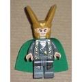 樂高人偶王 LEGO  超級英雄系列#6867 sh033 Loki