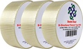 "Bi-Directional Filament Tape 8403, 5.9Mil Thick, 1.89"" x 55 Yrds (48mm x 50 m), (Pack of 3 Rolls)"