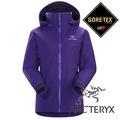 【Arc'teryx 始祖鳥】女 單件式GORE-TEX化纖保暖外套(內裡:CORELOFT)『杜鵑花紫』L06927|防風防水外套|保暖外套│GT外套