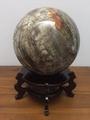 樹化玉球 木化玉球 樹化玉球 樹化玉晶球 水 晶球 天然 原礦 9.1公斤