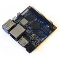 香蕉派 BPI-M2+ plus 開發板 Banana PI M2+plus單板H3四核 板載 WIFI 和藍牙 加贈 2db天線