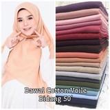 Tudung Bawal Bidang 50 Cotton Borong Price Promotion Feb 2021 Biggo Malaysia