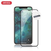 MRYES iPhone 11 / 11 Pro / 11 Pro Max Dust Proof Tempered Glass Screen Protector for iPhone XS / X / XR / XS Max