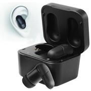 IS愛思 BS-10 AI語音助理迷你入耳式真無線藍牙耳機黑色